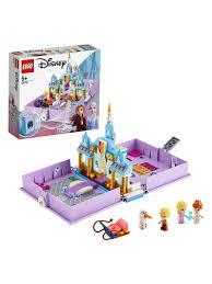 <b>Конструктор LEGO Disney</b> Frozen 43175 Книга сказочных ...