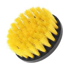 cleaning drill brush wall tile grout power scrubber