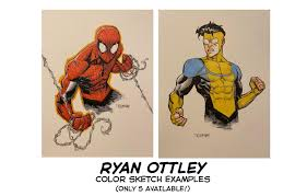 CGC Welcomes Iconic Comic Book Artist Ryan Ottley for an In-House ...
