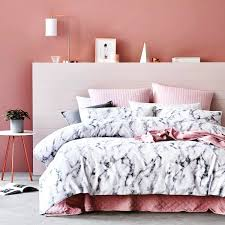grey and rose gold bedding simple super king size bed