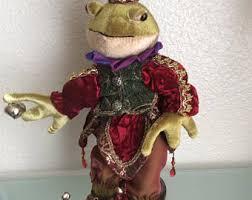 vintage collecting jester frog mardi gras home decor i like frog