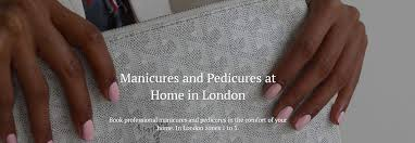 mobile manicure and pedicure service to your door gift vouchers available