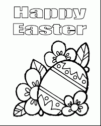 Coloring Pages For Easter Egg Bunny The Color Panda