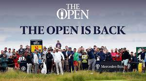 The Open is Back - YouTube