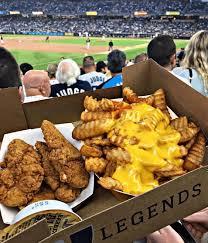 Yankee Stadium Legends Seating Chart Yankee Stadium Food Best Food At Yankee Stadium Tickpick