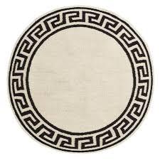 round greek key border rug alt image 1