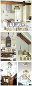 repurposed lighting fixtures. Repurpose Vintage Finds Into Gorgeous Light Fixtures Repurposed Lighting