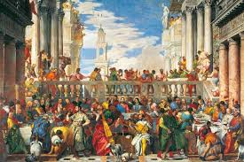 the wedding feast at cana paolo veronese nataliemariotti The Wedding At Cana Painting By Paolo Veronese background information of the wedding feast at cana Paolo Veronese Inquisition