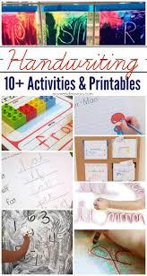 10 Fun Handwriting Activities And Printables