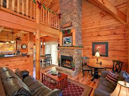 classic 3 bedroom luxury log cabin with 3 baths 3 kings and game room