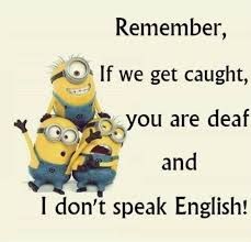 Quotes Minions Funny