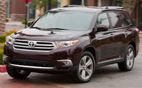 Latest Cars Models: Toyota highlander 2014