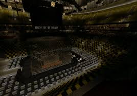 Td Garden Wwe Hell In A Cell Creation Minecraft Pe Maps