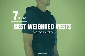 7 of the best weighted vests you can