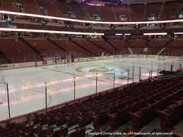 Honda Center Concert Seating Chart With Seat Numbers 2 Tickets 1 6 19 Anaheim Ducks Vs Edmonton Oilers Honda