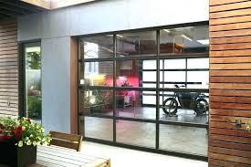 glass overhead doors glass garage doors glass garage doors s in south furniture amazing aluminum and interior how commercial glass garage