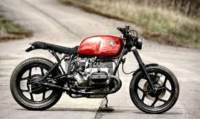 cafe racer bmw r80 idea de imagen de motocicleta