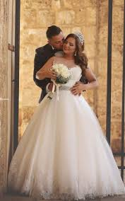 ball gown for plus size plus size ball gown wedding dresses june bridals