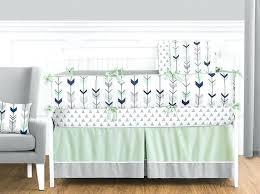 mint green crib bedding cot per sets girl baby bed nautical elephant teal set mint green crib bedding