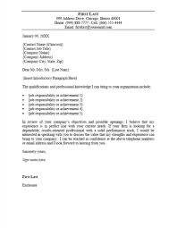 Marvellous Template For A Cover Letter With Resume Cover Letter