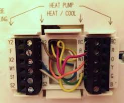 trane to honeywell tstat unusual wiring doityourself com trane to honeywell tstat unusual wiring