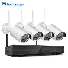 wireless track lighting wireless track lighting suppliers. Cheap Surveillance Kit, Buy Quality Cctv System Directly From China Wifi Suppliers: Techage Wireless NVR CCTV IR Outdoor Bullet IP Track Lighting Suppliers