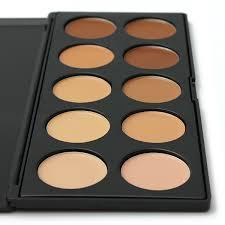 hot mc brand makeup studio 10 color corretivo liquid foundation base brand face care