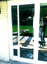 glass door doggie door insert slider pet door pet doors for sliding glass doors cat door