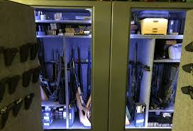 Executive Gun Safe Lighting Kit W Motion Switch Gun Safe Light Professional Prewired Battery Powered Led Motion Sensor Switch