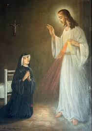 Znalezione obrazy dla zapytania siostra faustyna i dzienniczek