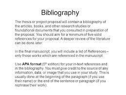Project Proposal Apa Format Dissertation Proposal Outline Template Erieairfair