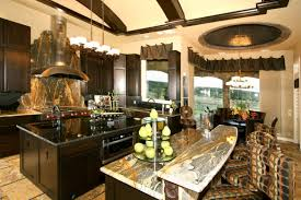 Luxury Homes Interior Kitchen Welldocsco - Custom home interiors