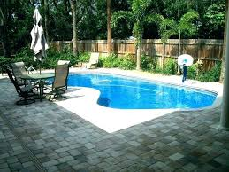 Backyard Pool Designs For Small Yards Mesmerizing Swimming Pool Ideas For Backyard Backyard Pool Ideas Small Backyard
