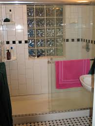 Glass Block Window In Shower earth and wood creations bathroom renovation photo gallery 1668 by xevi.us