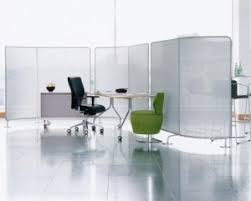 office privacy pods. urban office interiors sells a wide range of privacy screens in every conceivable shape and hue. (seriously: there are curved screens, flat pods