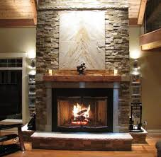White Austin Stone Fireplace  For The Home  Pinterest  Stone Austin Stone Fireplace