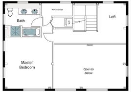 barn homes floor plans. Simple Barn Barn Home Second Floor Plan On Barn Homes Floor Plans