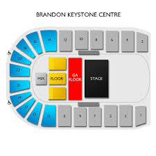 Keystone Centre Brandon Seating Chart Gord Bamford Thu Mar 12 2020 Westoba Place