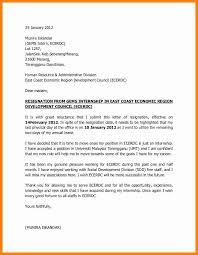 10+ resign letter sample malaysia | forklift resume