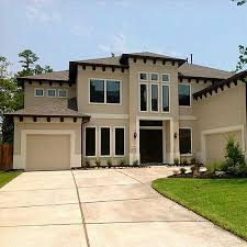 exterior color schemes with red roof. stucco exterior color schemes with red roof e