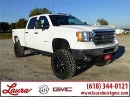 2014 gmc sierra lifted white. 2014 gmc sierra 2500hd duramax 50995 possible trade 100609899 custom lifted truck classifieds sales gmc white