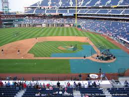 Cbp Seating Chart Citizens Bank Park Seat Views Section By Section