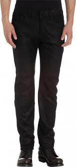 new leather pants for men by vince