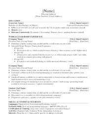 resume of financial analyst best executive resumes financial executive resume finance executive