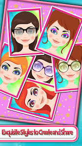 princess eye makeup salon top free game for kids s screenshot 5