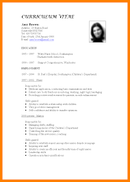 7 How To Write Cv For Teaching Job Emt Resume
