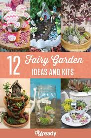 fairy garden ideas and kits how to make a beautiful fairy garden from broken pots