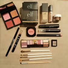 elf other elf nyx la colors makeup beauty bundle