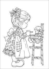 Sarah Kay Kleurplaten Voor Kinderen Kleurplaat En Afdrukken Tekenen