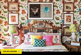 Small Picture Designers Jason Oliver Nixon and John Loeckes Wallpaper Filled